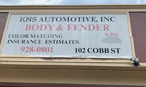 KNS Automotive, Inc. - Auto Body Repair & Collision Repair in Carrboro, NC